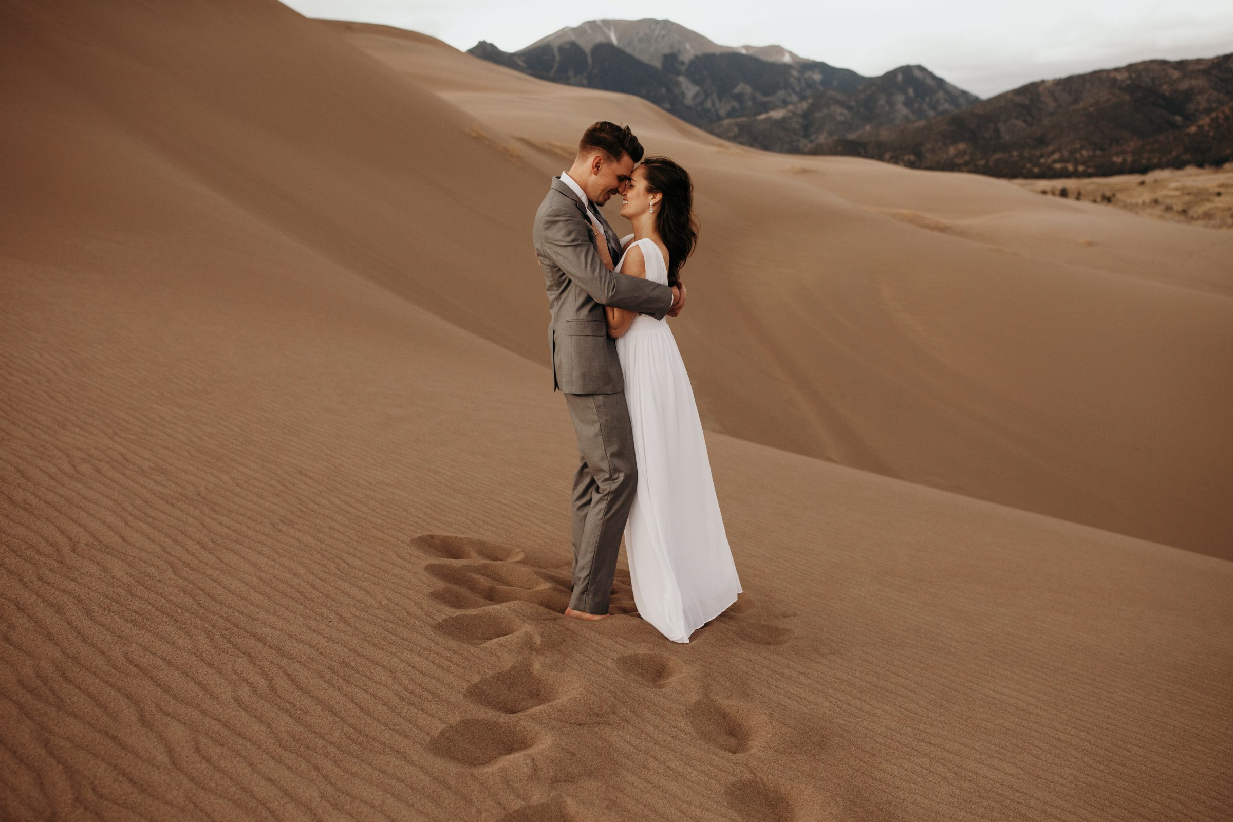 Great Sand Dunes National Park Photoshoot