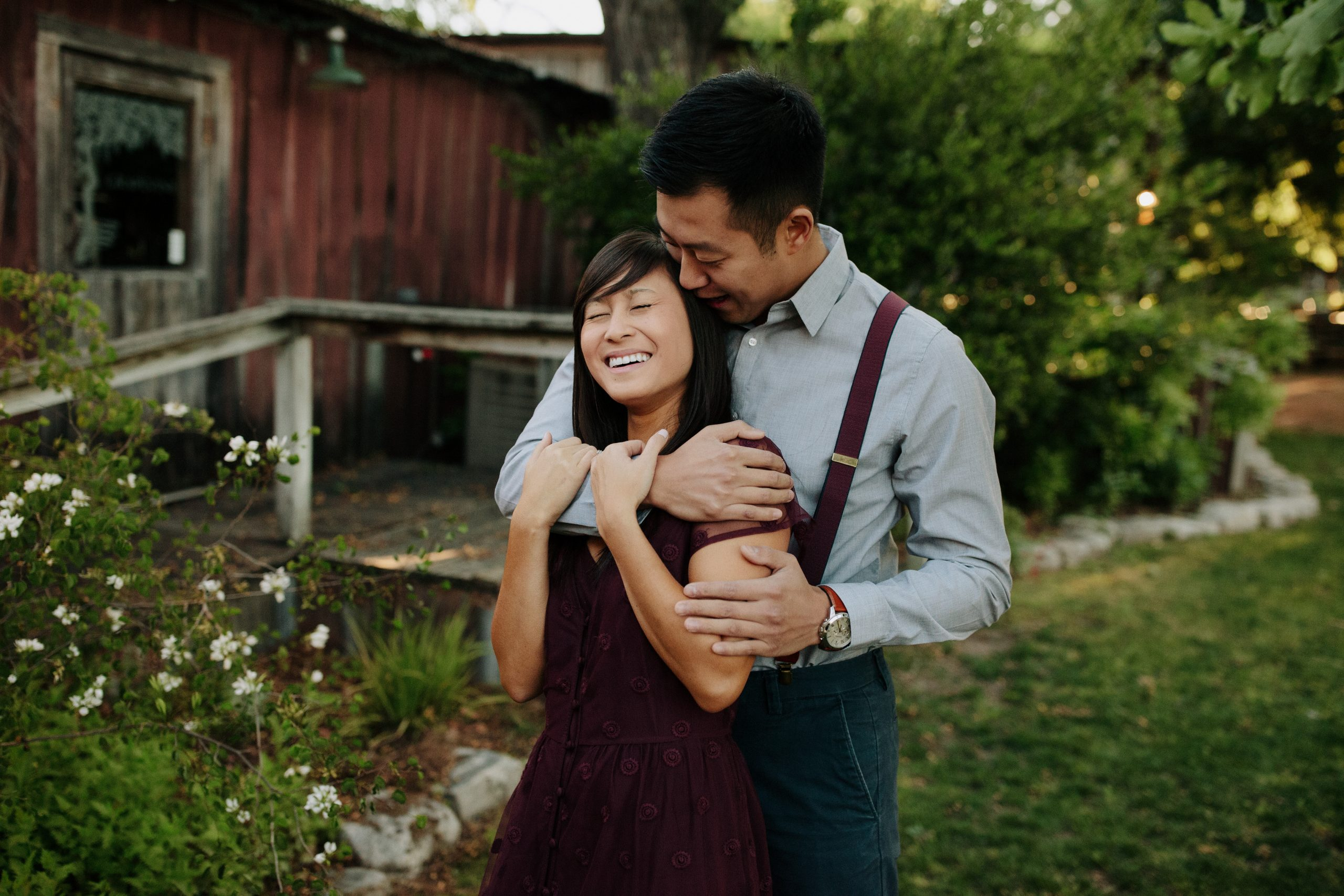 Downtown Gruene Engagement Session